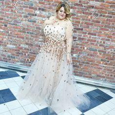 Cutethickgirls Com Gold Plus Size Dresses Plussizedresses