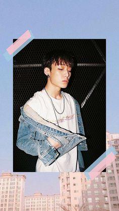 Ikon Wallpaper, Locked Wallpaper, Tumblr Wallpaper, Yg Entertainment, Ikon Member, Kim Hanbin, Pretty Wallpapers, Kpop Aesthetic, Backgrounds