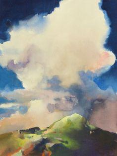Updraft, painting by artist Randall David Tipton