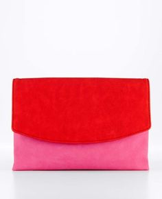 This Ann Taylor clutch is the PERFECT V-Day gift for friends. AND, it's only $48!