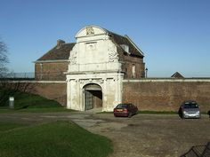 Tilbury Fort by JonCombe