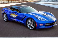 Image from http://www.zeroto60times.com/blog/wp-content/gallery/cool-pace-cars/2014-corvette-pace-car.jpg.