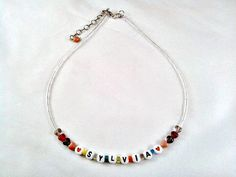Custom Designed Necklace and or Bracelet by AprilSnowJewelry, $16.00