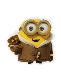 Minions Bob Coat Sticker