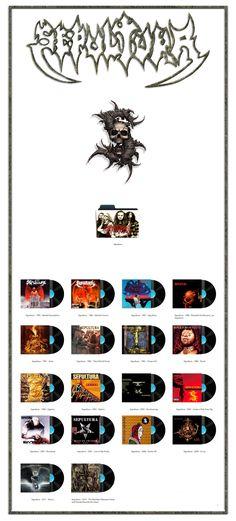 Album Art Icons: Sepultura