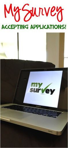 MySurvey: Now Accepting Applications!! {take surveys for money or earn free gift cards!}