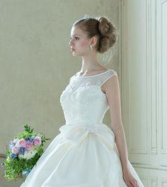#Wedding キュートなデザインからエレガントデザインのドレスまで品揃えが豊富なドレスショップ「GINZA COUTURE NAOCO クチュールナオコ銀座アネックス」 (ホテル提携ドレスショップ)
