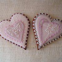 heart cookie