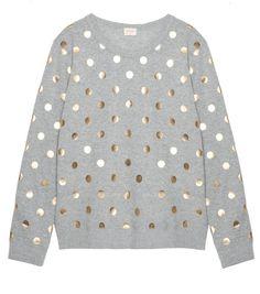Gorman Online :: Gold Dot Sweater - All - Clothing