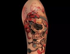 Petunia tattoo Petunia Tattoo, Petunias, Skull, Tattoos, Tatuajes, Tattoo, Tattos, Skulls, Sugar Skull