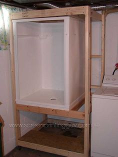 Wash out booth for screen printing 3