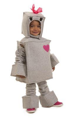 Loving this Gray Rosalie the Robot Dress-Up Set - Infant, Toddler & Girls on #zulily! #zulilyfinds