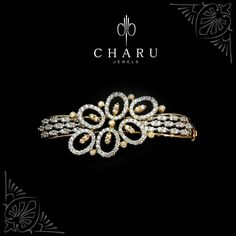 #Designer #traditional #real #Diamond #jewellery from #Charu #jewels