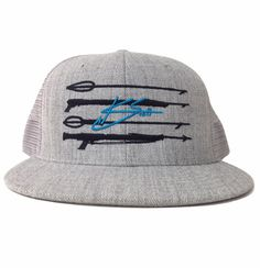 3aa2a71ca28c5 New Speargun Hat!! Available online at www.kscottart.com