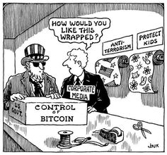 Image result for government control bitcoin