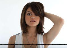 The hair length