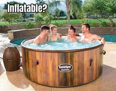 25 Inflatable Hot Tubs Ideas In 2021 Inflatable Hot Tubs Inflatable Spas Inflatable