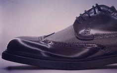 Fall winter shot: #criscishoes #fw1516 preview // #crisci #shoes #derby #grainleather #shoemaker #footwear #sprezzatura #classicshoes #menshoes #handmadeshoes