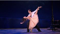 from the new Broadway production of An American in Paris...