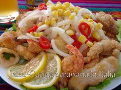 ricette di cucina peruviana - peruvian recipes- gastronomia peruviana