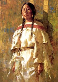 Cheyenne Mother HOWARD TERPNING