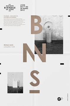 Excellent body of work by French graphic design studio Les Graphiquants.  More graphic design inpiration