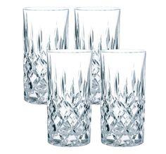 Spiegelau & Nachtmann 0089208-0 Longdrinkglas Noblesse, 4-er Set, 11,85€