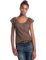 ESPRIT Damen T-Shirt Regular Fit, D21608