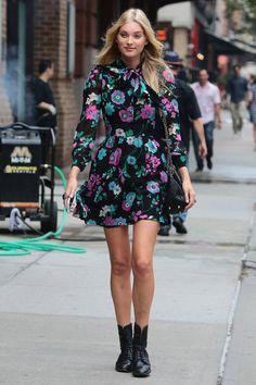 Elsa Hosk sabe cómo vestir en verano © Gtresonline / Getty Images / Cordon