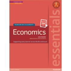 Pearson Baccalaureate Essentials is the first IB series written specifically for your EAL students. Designed to supplement existing textbooks, each book acts as a condensed guide to Diploma subjects, with targeted language to embed key concepts without the obstacle of translation. ISBN: 9781447950370