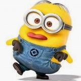 Despicable Me - John is a small two-eyed Minion with combed hair. He is the minion who acted like the boss of the working minions to make the jelly. Amor Minions, Minions Love, My Minion, Minions Quotes, Funny Minion, Minion Banana, Minions Pics, Minions 2014, Happy Minions