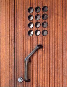 Villa Mairea 1938-1939 / Alvar Aalto - door