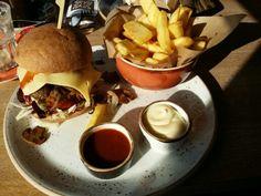 Double  Z-burger @ Zeyn  Utrecht