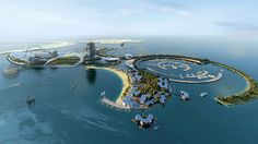 "Future Real Madrid ""Futbol"" Resort in the United Arab Emirates ... thinking a soccer vacation needs to happen."