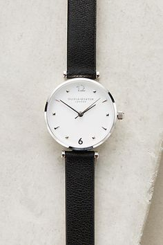 Numeral Watch - anthropologie.com