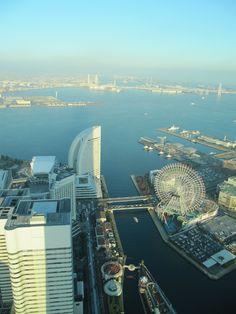 Yokohama Bay