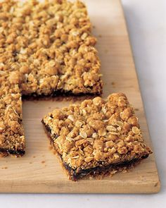 If you're a fan of fig bars, these sweet treats will surely hit the spot.