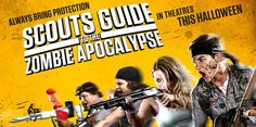 Scouts Guide to the Zombie Apocalypse | Movie Facts Inc.