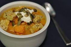 Recipe: Sweet Potato and Tempeh Stew