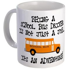 Being A School Bus Driver... Mug on CafePress.com