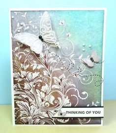 Hero Arts Cling Stamps Leafy Vines stamp - Google Search