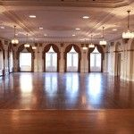 beautiful ballroom in ywca fort worth
