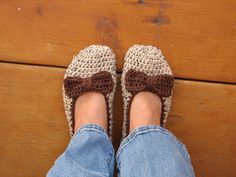These handmade crocheted slippers are warm, super soft perfect for lounging around the house! They make amazing gifts too!