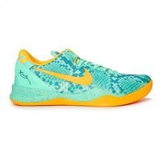 Kobe 8 Elite Charcoal Blue White 555035 106