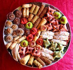 Marokaanse Koekjes speciaal voor bezoek suikerfeest slacht feest en el aid