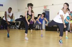 Bokwa: The New Workout That's Trying to Out-Dance Zumba