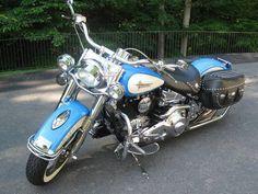 1990 Harley Davidson Heritage Softail Classic