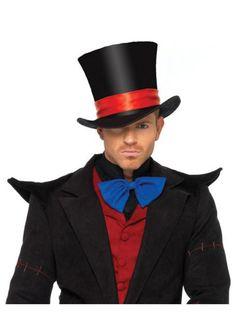 Halloween Ring Master Top Hat