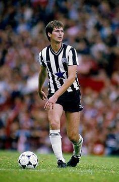 Glenn Roeder Newcastle United 1984