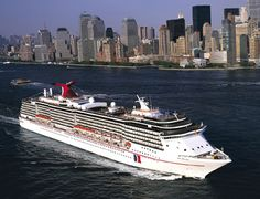 One of My favorite cruise - Carnival Miracle - We went on a Christmas/New Years Cruise on the Miracle